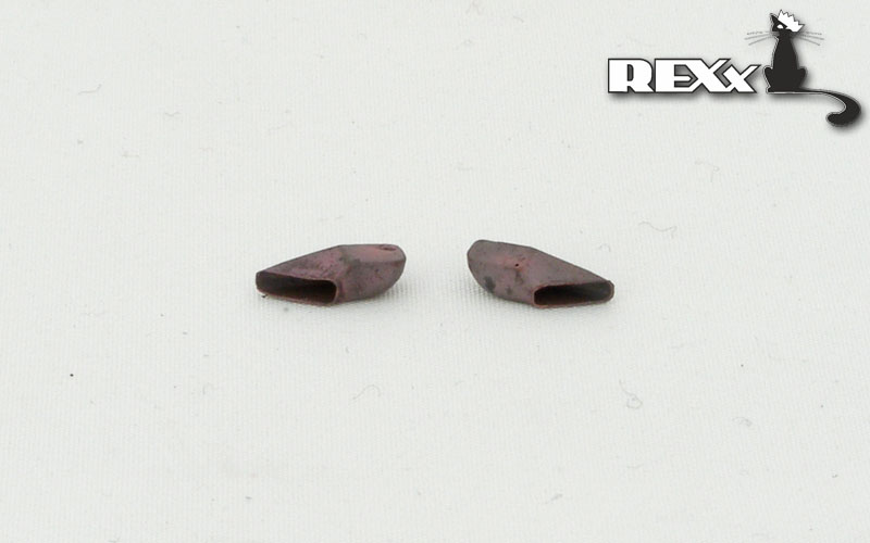 REXX metal exhaust pipes for 1/35 KV-1, 2 early, Soviet WWII tanks