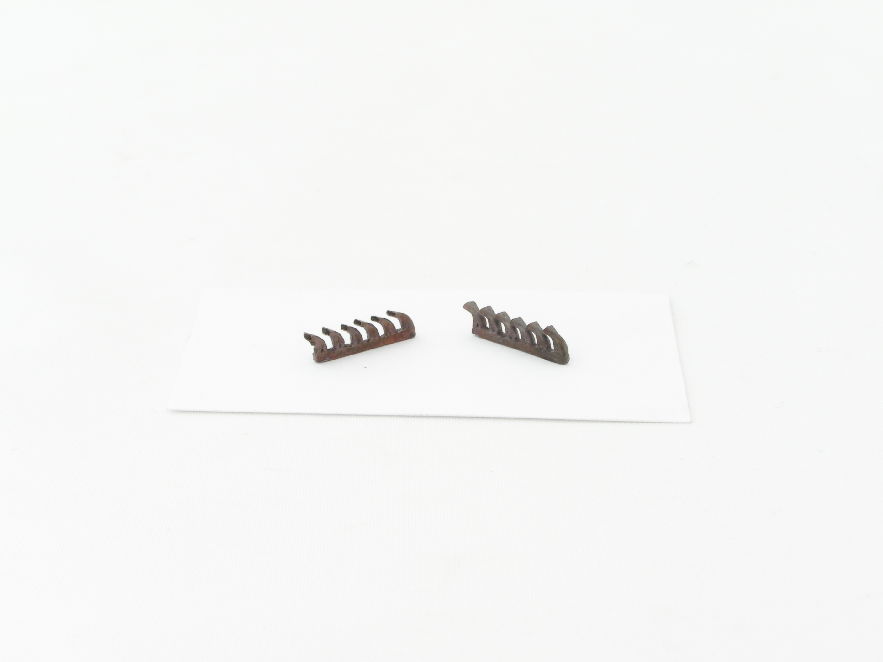 REXX metal exhaust pipes for 1/72 Curtiss P-40M/N Warhawk