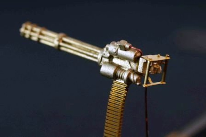 Miniworld 1/48 M134 Minigun, early version