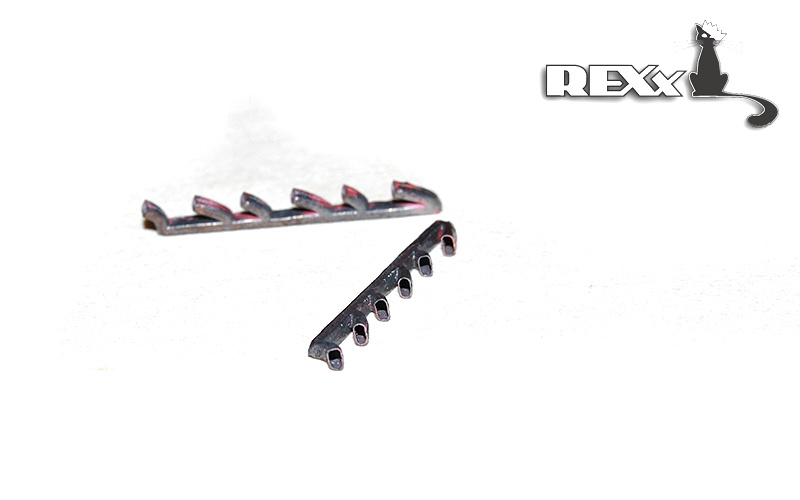 REXX metal exhaust pipes for 1/48 Yakovlev Yak-3