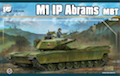 Panda 1/35 M1 IP Abrams american main battle tank