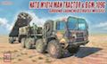 Modelcollect 1/72 NATO M1001 MAN Tractor & BGM-109G Cruise Missile