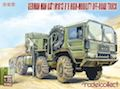 Modelcollect 1/72 German MAN KAT1M1013 8*8 HIGH-Mobility off-road truck