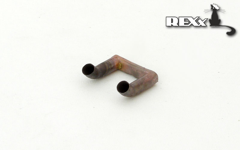 REXX metal exhaust pipes for 1/35 T-34, Soviet WWII tank