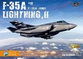 Kittyhawk 1/48 Lockheed Martin F-35A Lightning II stealth multirole fighter