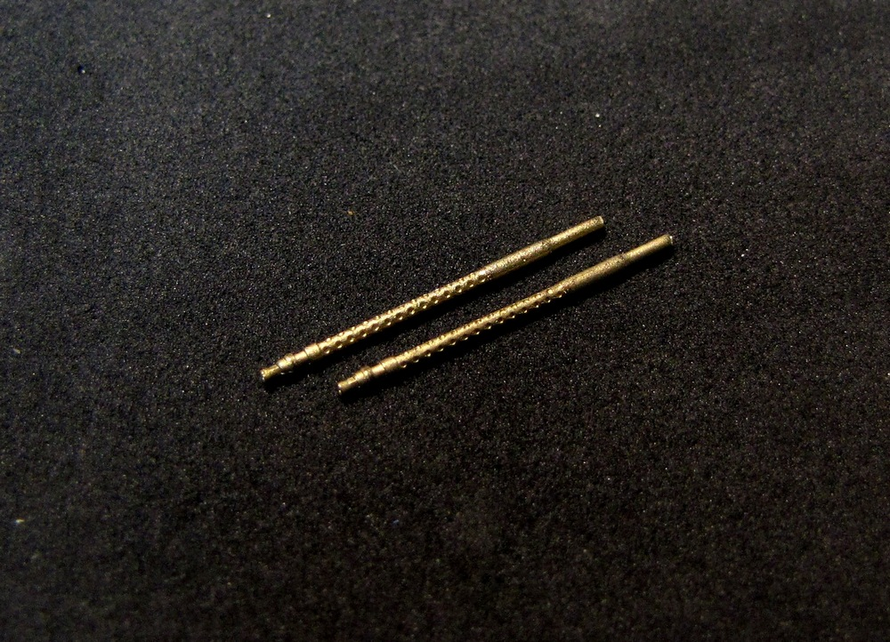 Miniworld 1/48 MG-17 German WWII machine gun barrel (2 pieces)