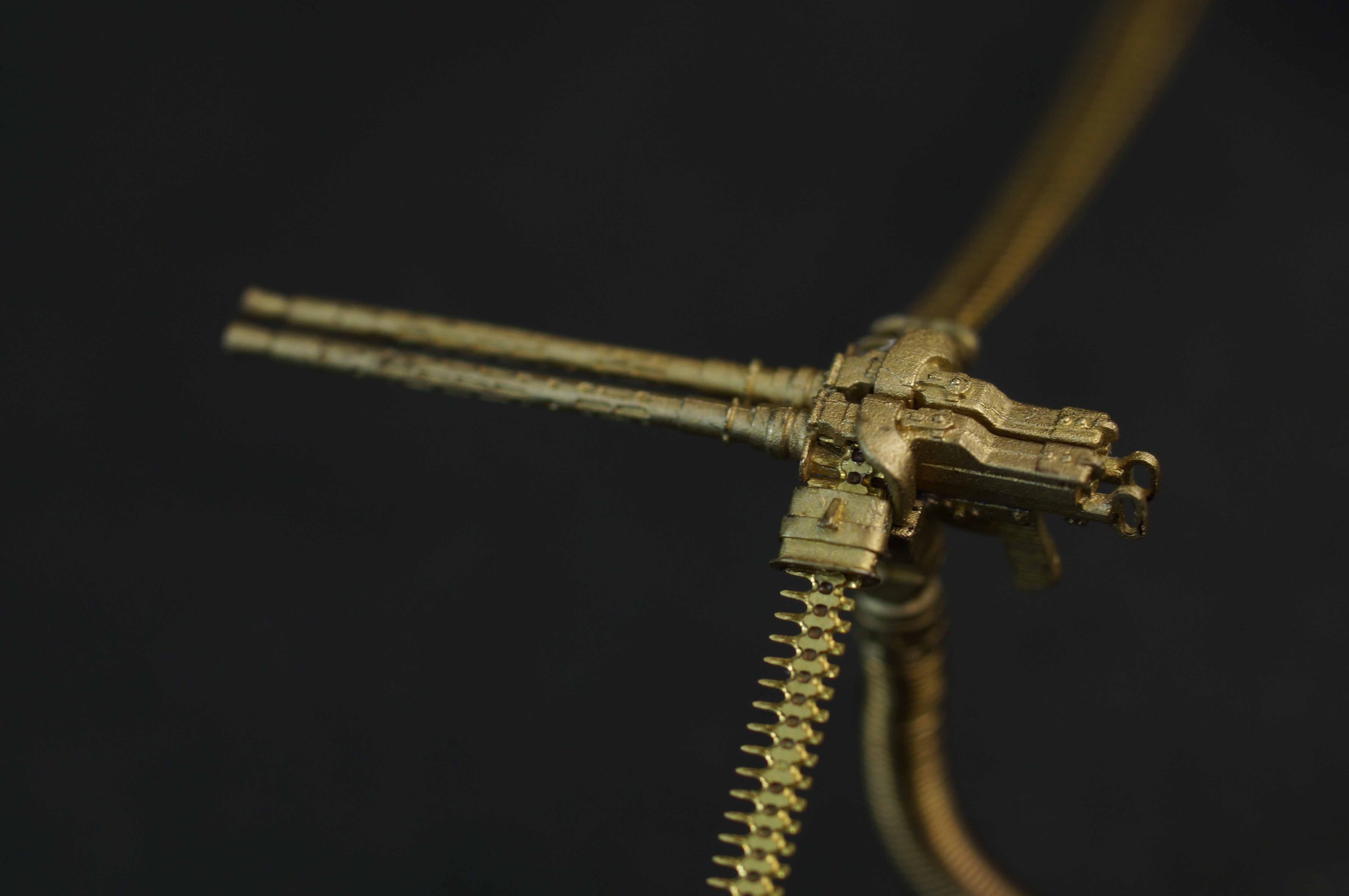 Miniworld 1/48 MG-81Z German WWII twin machine gun