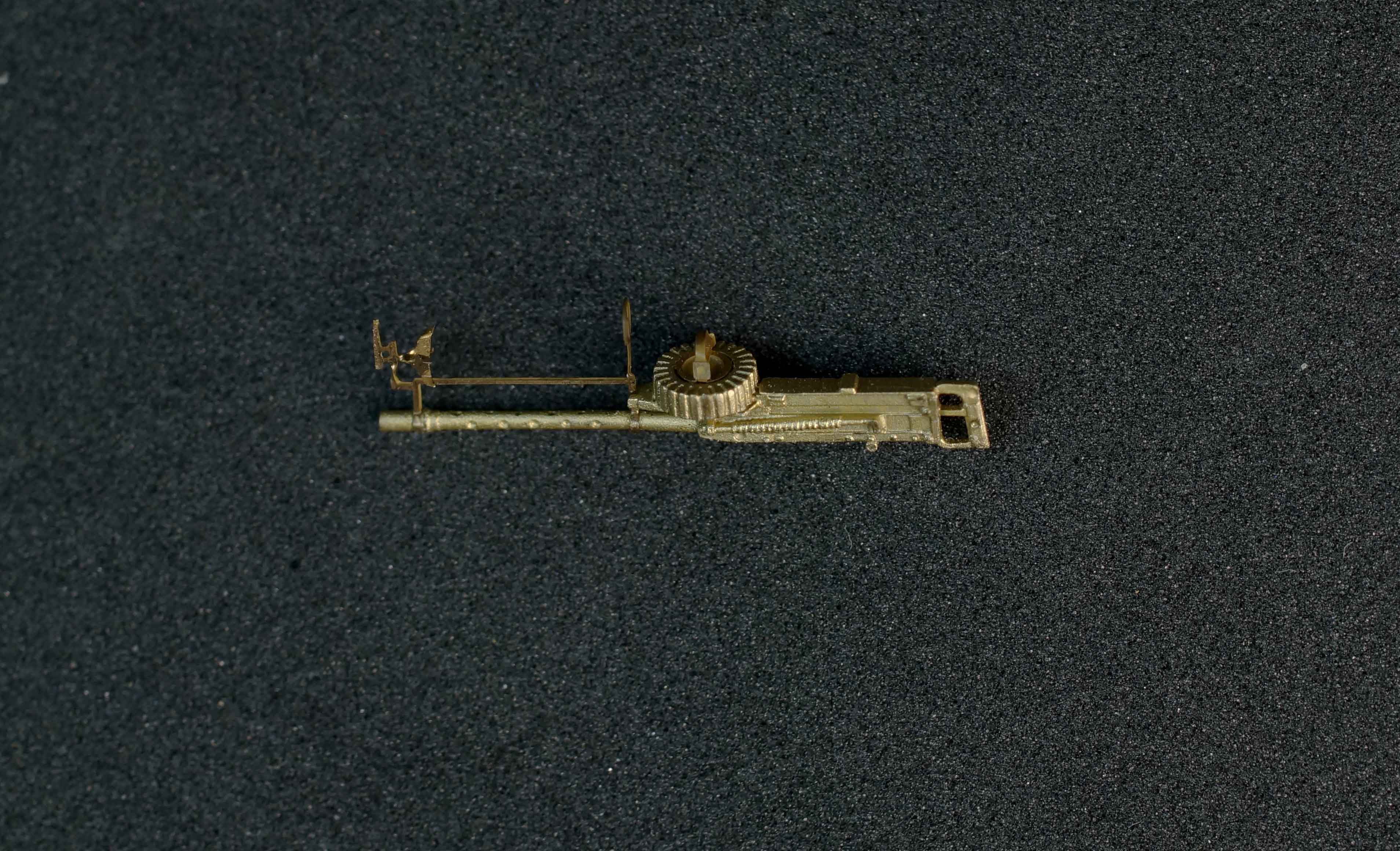 Miniworld 1/72 Vickers F machine gun